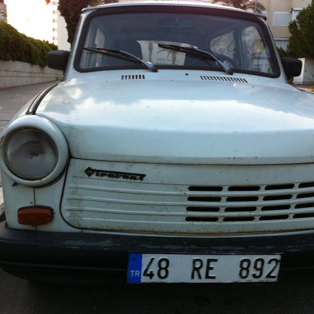 Trabant old east German car Repinned by www.gorara.com
