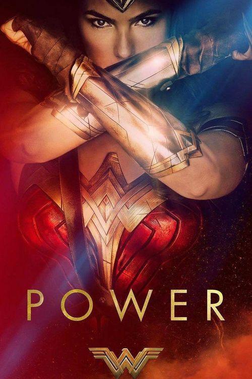 Wonder Woman (2017) Blu Ray