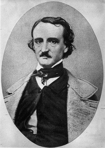 Edgar Allan Poe, il padre dei libri gialli