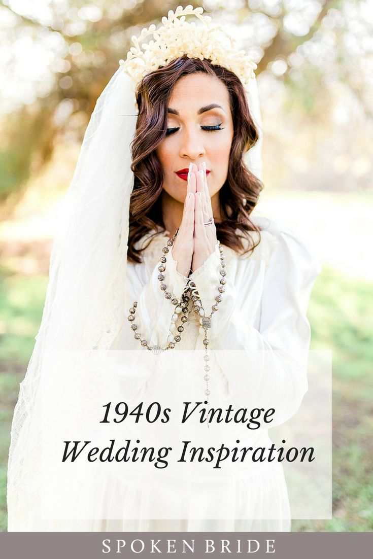 20 best images about Vintage 1940\'s Inspired Theme Wedding on ...