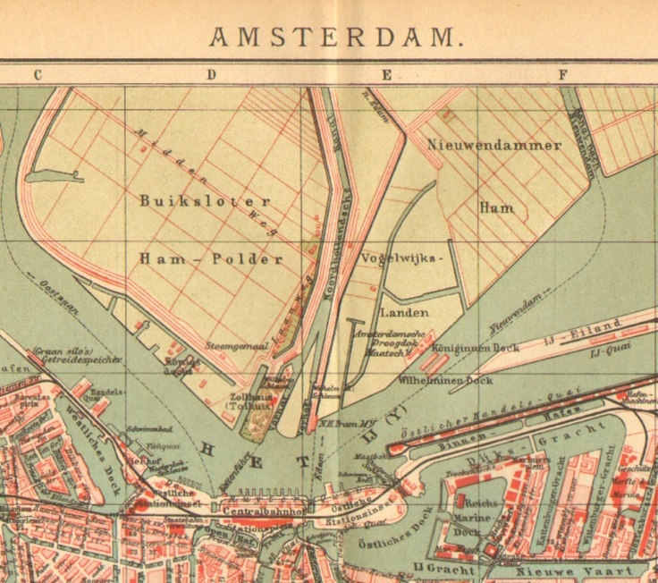1000 images about Amsterdam Maps on Pinterest