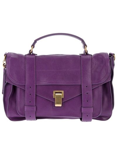 Proenza Schouler 'Ps1' Satchel Bag - Julian Fashion