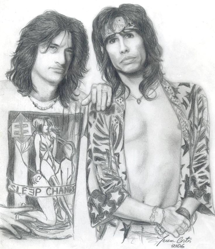 Joe Perry & Steven Tayler