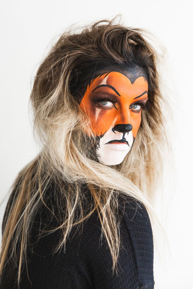 Disney's The Lion King Scar Makeup Halloween