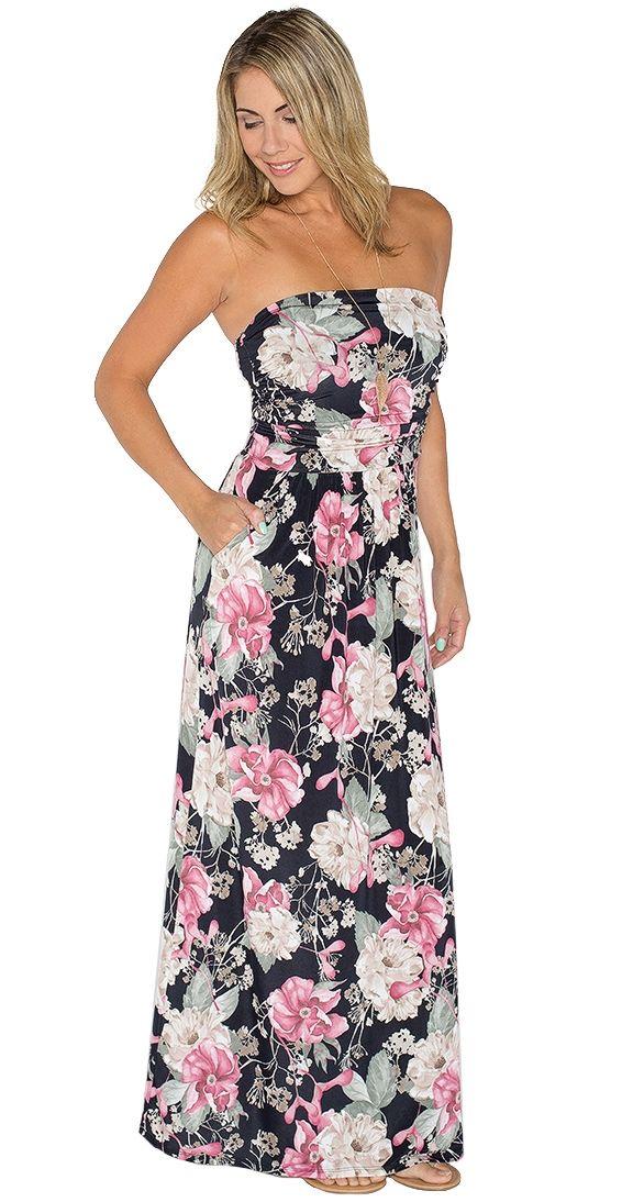 Rosemary Maxi Dress