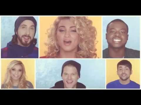 [Official Video] Winter Wonderland/Don't Worry Be Happy - Pentatonix (ft Tori Kelly) - YouTube - so #grateful for these beautiful voices!