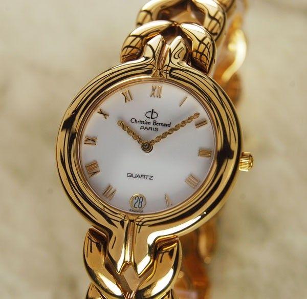 Наручные часы Christian Bernard  Подробнее: http://okidoki.kiev.ua/brendy/chasy/christian-bernard/ #watch #часы