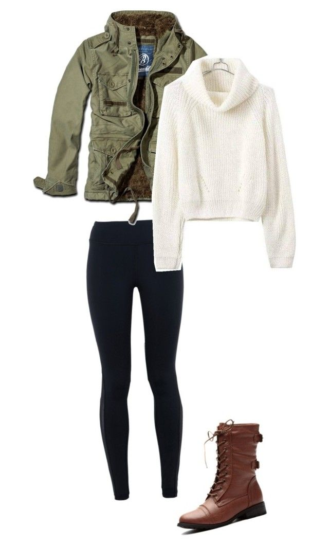 Winter Road Trip Outfit by beccabradley on Polyvore featuring NIKE