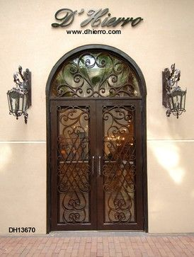 22 best Iron doors images on Pinterest