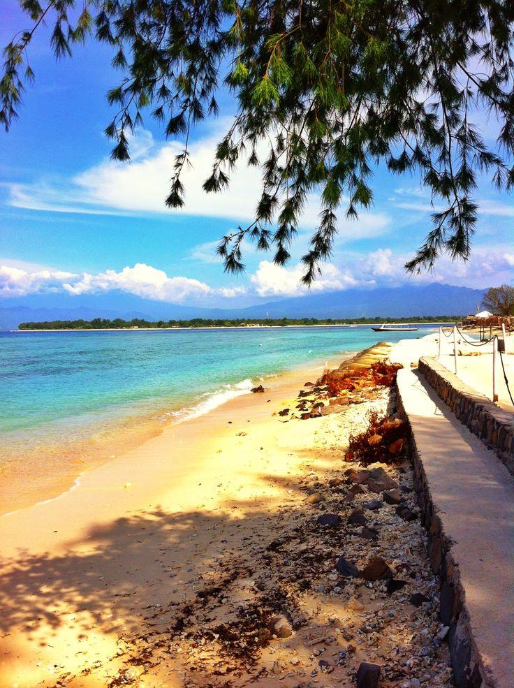 Gili Terawangan, Lombok