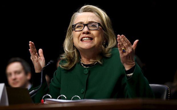 The scandals and gaffes that will haunt Hillary Clinton's 2016 campaign - Telegraph