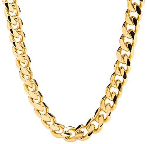 0fb3612be7b7a Lifetime Jewelry Cuban Link Chain 9MM