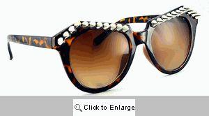 Extreme Spike Sunglasses - 166 Tortoise