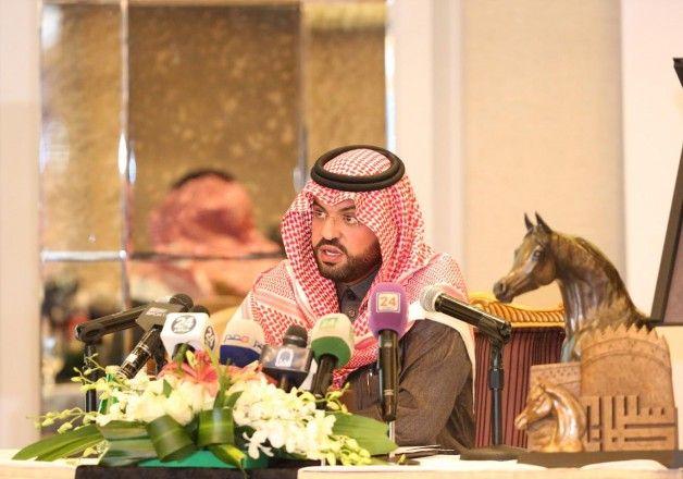 فهد بن خالد بن سلطان دعم القيادة ارتقى بمنافسات الخيل العربية