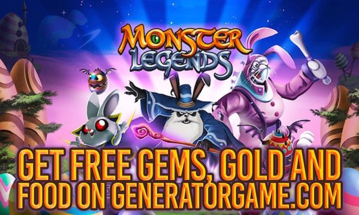 "[NEW] MONSTER LEGENDS HACK ONLINE WORKS 2015: www.monsterlegends.tk  and Get Free 999999 Gems Gold and Food each day: www.monsterlegends.tk  No more lies! This method 100% works for real: www.monsterlegends.tk  Please SHARE this real hack online guys: www.monsterlegends.tk  HOW TO USE:  1. Go to >>> www.monsterlegends.tk  2. Enter your Monster Legends Username/ID or Email Address (You don't need to type your password)  3. Enter the amount of Gems Gold and Food then click ""Generate""  4…"