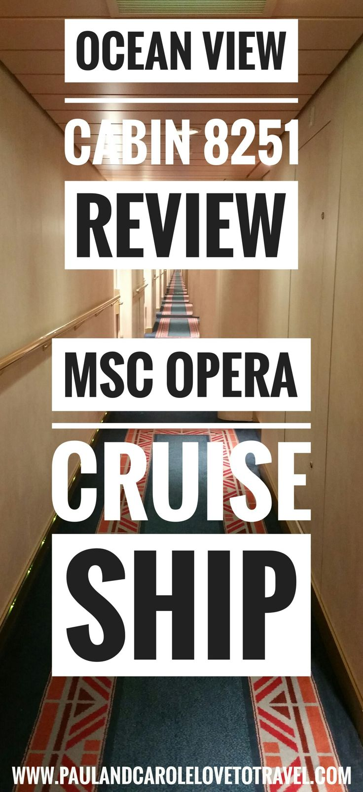 We spent 2 weeks on the MSC Opera and stayed in Ocean View Cabin 8251. Here is a look around so you know what to expect if you are planning a cruise with MSC.
