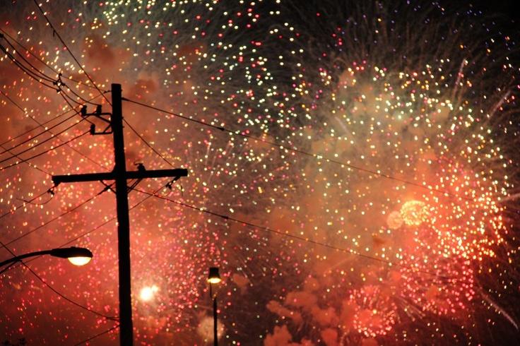 Fireworks - Dennis Hoffman