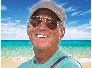 Jimmy Buffett and the Coral Reefer Band Live at the MGM Grand Garden Arena