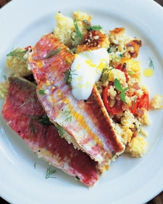 omega 3 and couscous: Stuff, Food Ideas, Fish Recipes, Oily Fish, Couscous Food And Drink, Omega, Jamie Oliver, Delicious Food