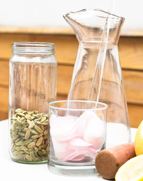 Behind the Bar: Apothecary (Cardamom Rose Cocktail)