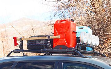 2014+ Cherokee roof rack kit