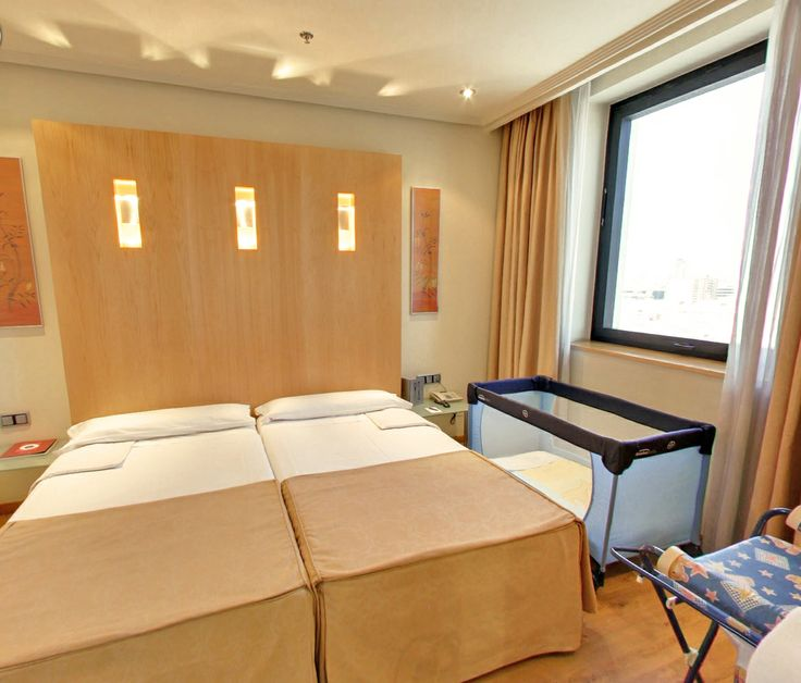 abba Madrid Hotel****S - Hotel in Madrid - Family room