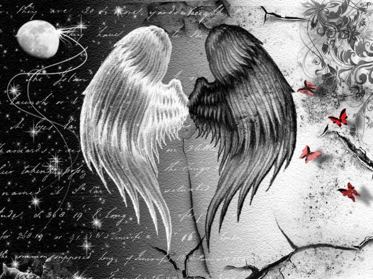 wallpaper hd angeles y demonios - Buscar con Google