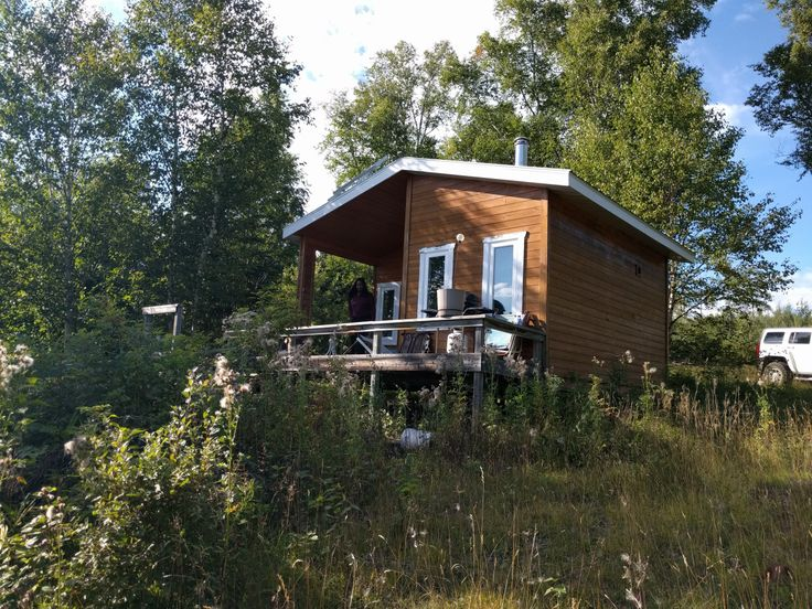 17 Best Ideas About Off Grid Cabin On Pinterest Tiny