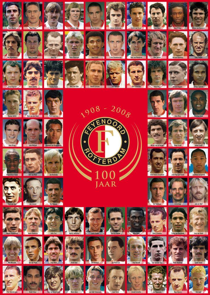 Feyenoord 100 jaar (2008)