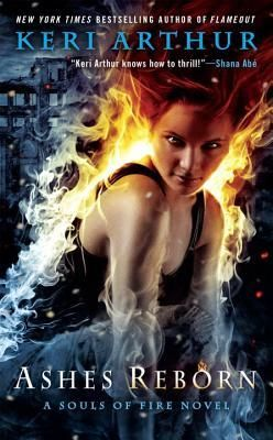 Ashes Reborn by Keri Arthur (Souls of Fire #4)  Ashes Reborn thrust us deeper into the Souls of Fire world. Capturing the reader in its talons and keeping us here for the long haul.  http://tometender.blogspot.com/2017/08/ashes-reborn-by-keri-arthur-souls-of.html