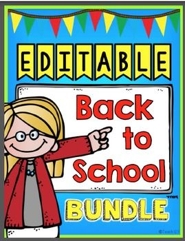 EDITABLE: Back to School Night Powerpoint & Parent Volunteer 101 bundle -   EDITABLE - BACK TO SCHOOL NIGHT SLIDE SHOW INCLUDES:  There is a slideshow for teachers at religious schools and public schools.  EDITABLE - PARENT VOLUNTEER 101 INCLUDES: Sign up for the following volunteers are included: --Science helper --Emergency helper --Writing helper --Teacher helper --Cooking helper --Field trip helper --There is also a generic form that you can personalize to fit your needs.  $
