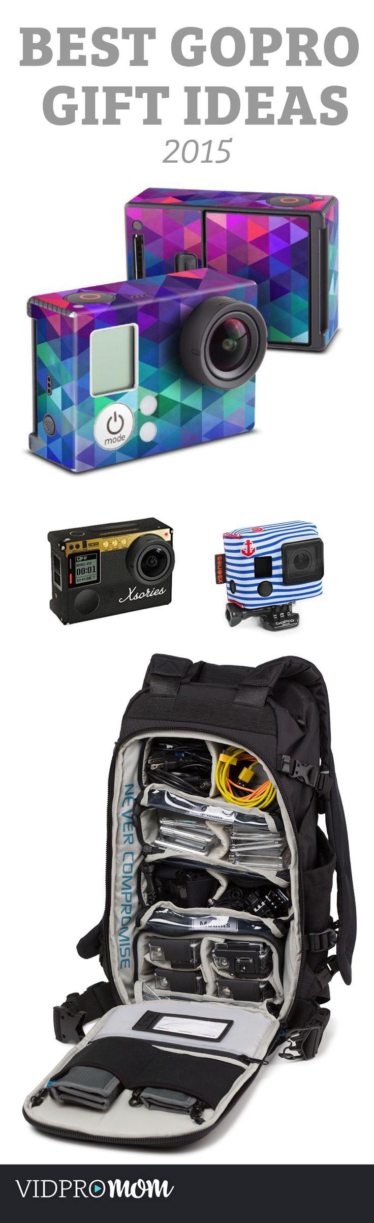 Best GoPro Gifts 2015 - VidProMom