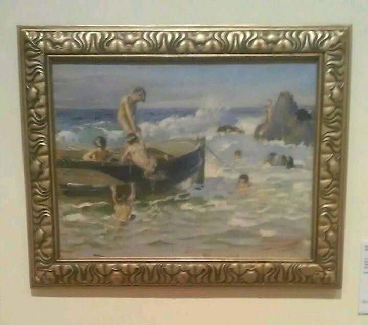 La Risa del Mar - Benito Rebolledo 1908