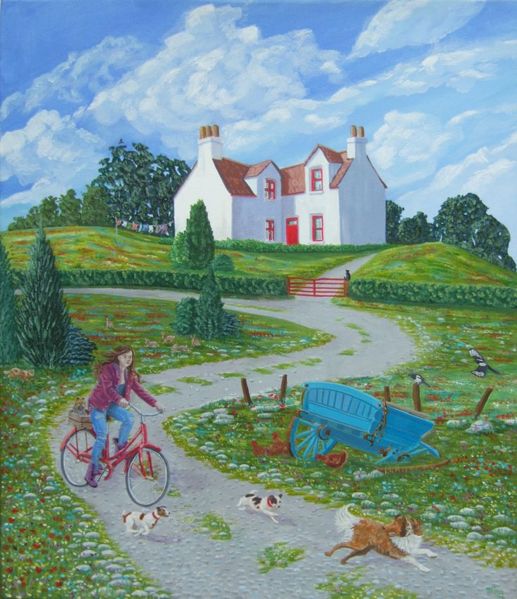 57 Best County Down Images On Pinterest: 122 Best My Art My Paintings UK Artist Michael McEvoy