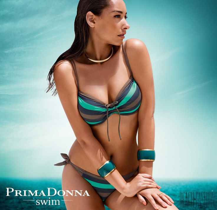 Primadonna 2014 collection - Swimwear - http://en.beach-fashion.com/primadonna-4134