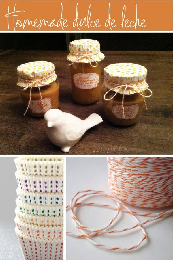43 best gift ideas for her images on pinterest gift ideas acacia homemade dulce de leche oh such yumminess solutioingenieria Choice Image