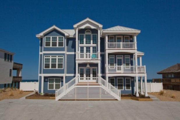 If we don't need 12/13 bedrooms ....., Virginia Beach, VA - Home Vacation Rentals