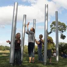 Huge Outdoor Chimes For Playgrounds | Percussion Play
