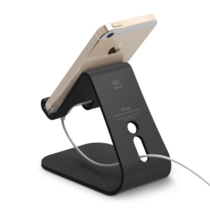 M2 Stand for Smart Phones - Black