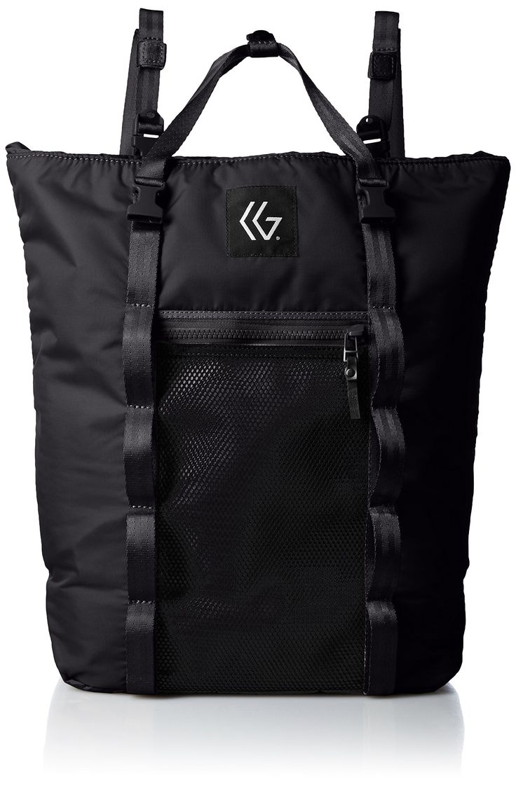 [Crafted Goods] Backpack Patrol Crafted Goods 2WAY LIGPAT BLK Black
