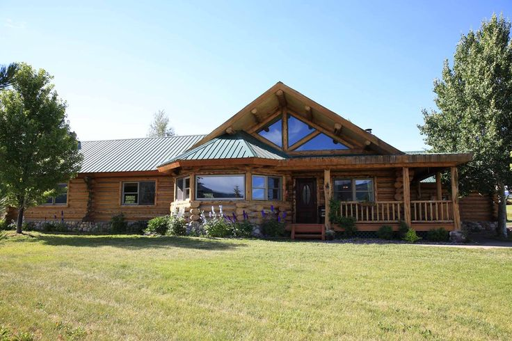 PROPERTY FEATURES: 64701 Hwy 330 E Collbran CO Log Home for Sale in Colorado Irrigated Acreage for Sale CO Hay Ground for sale in Colorad Cabin with Acreage for sale CO Log Home with pond for sale CO Home an acreage for sale co CO Home and Acreage for sale