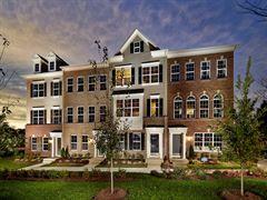 Ryland Homes Belmont Reserve community in Manassas Park, VA