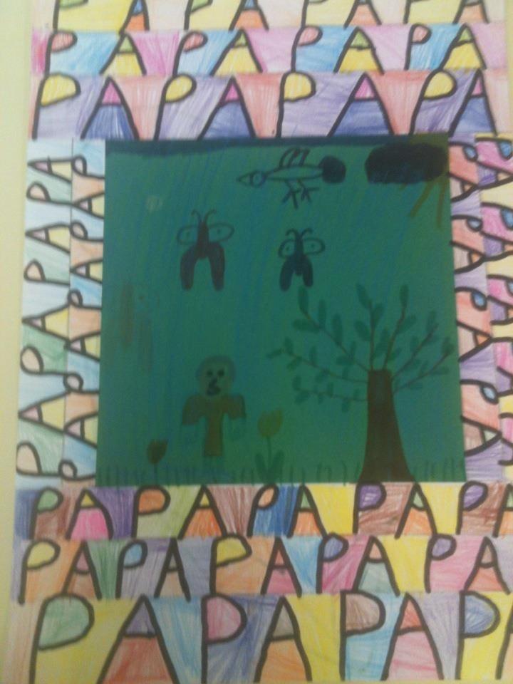 Carte fête des pères 2012