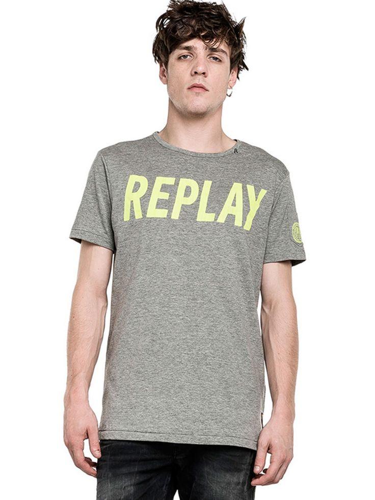 camiseta REPLAY