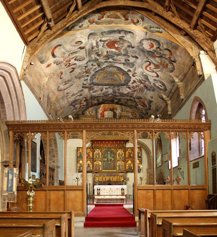 Shropshire Churches Tourism Group | Bromfield