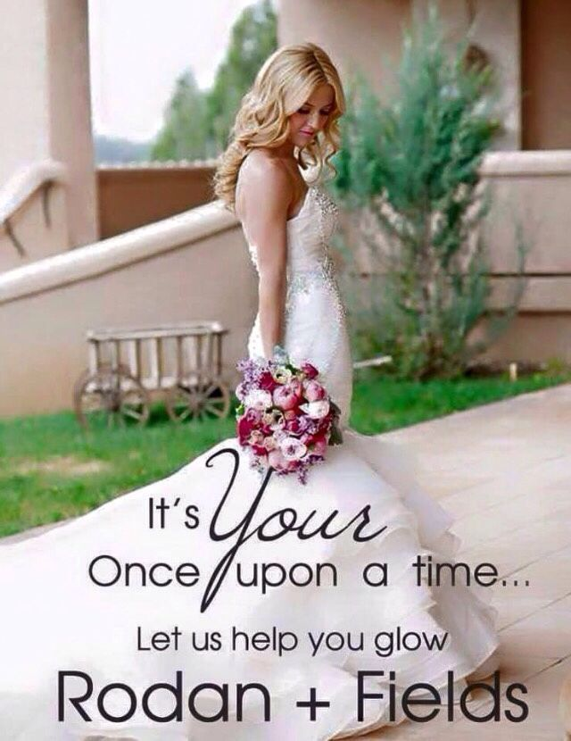 Wedding season is coming and you should be ready. Either as a guest, a bridesmaid, or bride, these regimens will leave your skin soft and glowing. Don't shy away from the cameras and love your skin. Best part is that Rodan + Fields has a 60 day money back guarantee! Message me for details on how you can get this for 10 % off and free shipping!