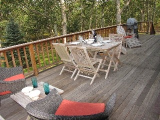 *FLEXIBLE CHECK-IN DAY**CENTRAL A/C !** Farmers Porch & Lg Deck,Wi-Fi