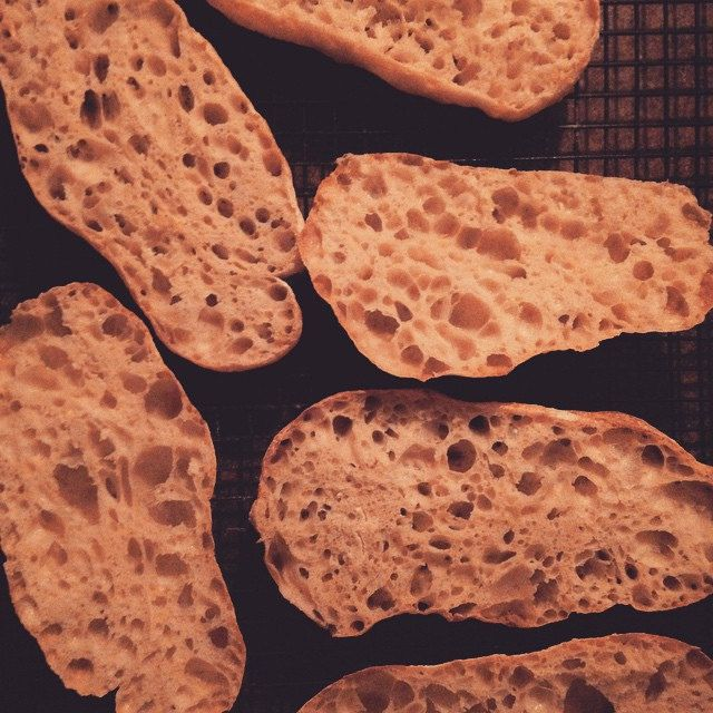 {never} homemaker: Homemade Ciabatta Bread