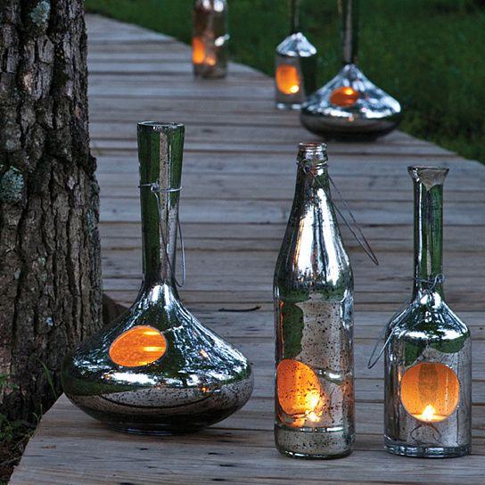 1000 images about bottles on pinterest diy wine bottle for Make glasses out of bottles