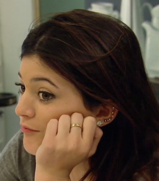 Kylie Jenner S Thin Gold Ring From Keeping Up With The